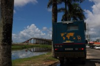 Paramaribo bridge