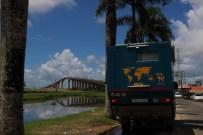 Paramaribo bridge