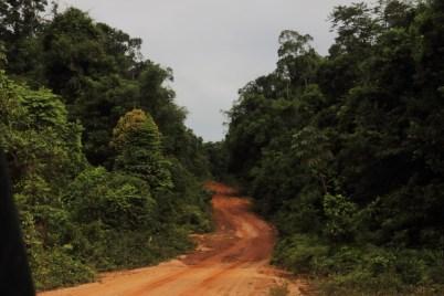 Super-highway Guyana-style