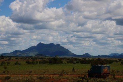 Rupununi Saddle Mountain