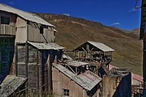 Santa Babara Mine Huancavelica