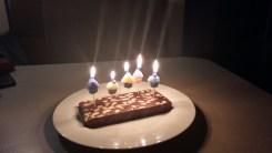 Birthday nougat