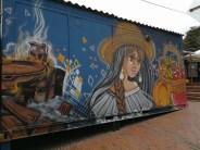 Bogotá Street Art