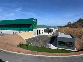 Una imagen de las instalaciones del Consorcio Valencia Interior ubicadas en Llíria.