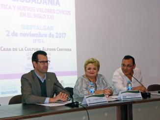 La institución provincial organiza por segundo año junto a la Universitat de València el programa 'Bienestar, Formación, Territorio', centrado en esta ocasión en ética, valores cívicos y ciudadanía.