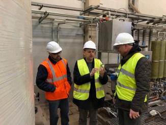 La planta de Caudete cuenta con una depuradora de lixiviados de referencia en la Comunitat Valenciana.