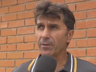 El nuevo entrenador del CD Buñol, Gabriel Ramón Florit. Foto: Villarrobledo Diario.