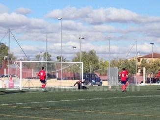 El Chiva CF en una imagen de archivo. Foto: Raúl Miralles.