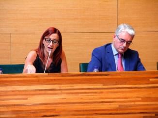 La corporació provincial ha celebrat una sessió plenària extraordinària on s'ha acceptat la renúncia de l'expresident Jorge Rodríguez.