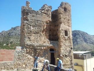 Dos Aguas millorarà l'entorn històric de la Torre Vilaragut amb ajuda de la Diputació