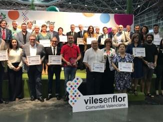 La asociación ASFPLANT ha premiado en total 17 municipios de la Comunidad Valenciana para potenciar sus espacios verdes y gestionarlos de manera más sostenible.
