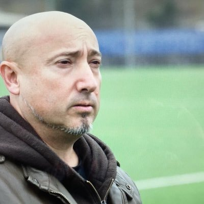 El nuevo técnico del CD Buñol, José Alberto Fernández.
