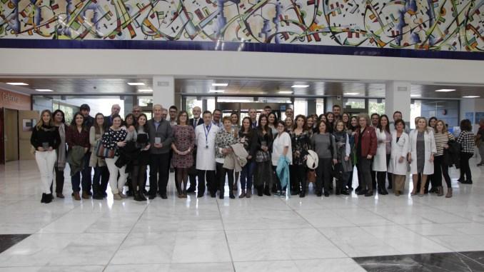 53 profesionales del Departamento de Salud de Manises participaron en la atención sanitaria a los migrantes.