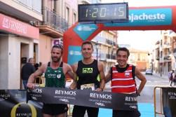 22ª edición de su Media Maratón patrocinada por las bodegas locales Reymos.
