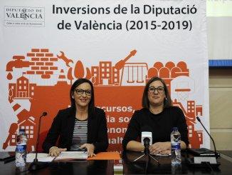 Cristina Alemany, alcaldesa de Bétera, ha agradecido a Maria Josep Amigó su asistencia.