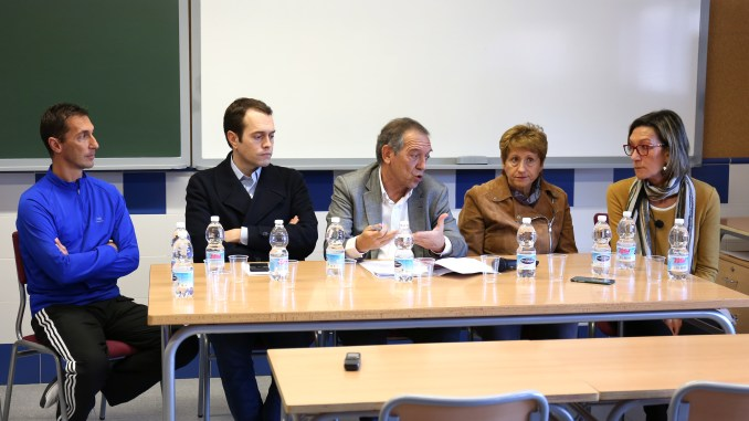 El secretario autonómico de Educación, Miguel Soler, ha estado esta mañana en Cheste.