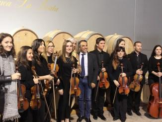 Orquesta Filarmónica de la Fundación Ciudad de Requena.