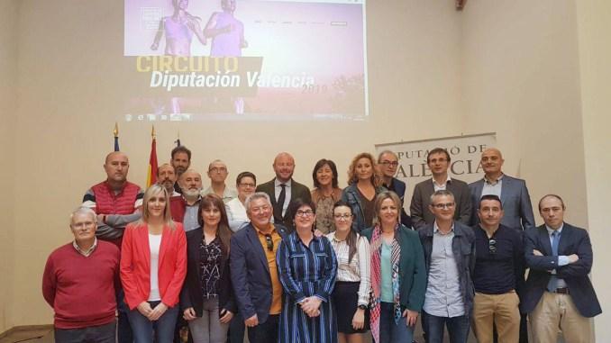 La Diputación de Valencia vuelve a contar con Buñol para formar parte de su Circuito de Carreras Populares.
