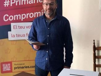 La asamblea del colectivo local de Compromís apoyó por unanimidad que Edu Gómez repita como candidato a la alcaldía de Benifaió.