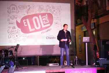 El alcalde de Cheste, José Morell, presenta esta iniciativa juvenil.