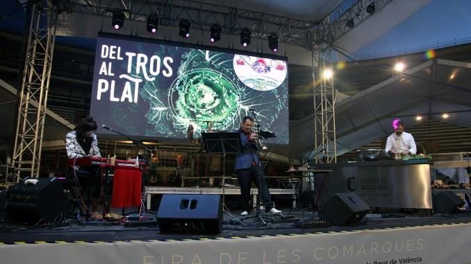 Del 5 al 7 de abril, cerca de cien mil personas se acercaron a la feria organizada por València Turisme.