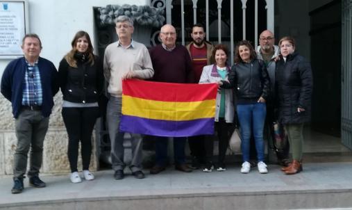 Colectivo por la II República en Buñol.