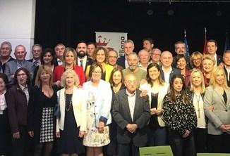 L'Eliana conmemoró 40 años de ayuntamientos democráticos.