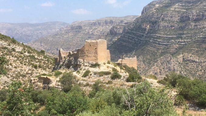 El Castellet de Millares.