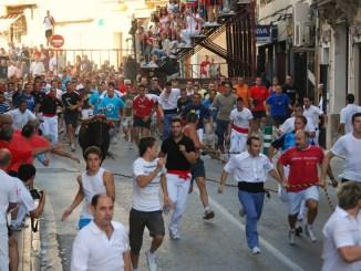 El Torico de la Cuerda de Chiva, declarado Fiesta de Interés Turístico Autonómico.