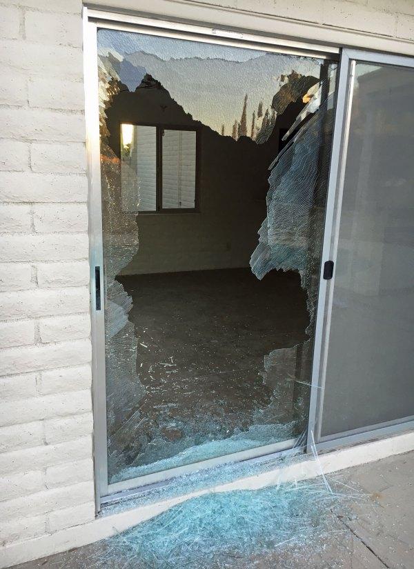 Tucson Window Repair – Shameless Plug – Tucson Homes and Lots
