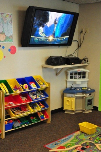 Westin Kids Club Entry Room