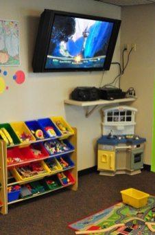 Westin Kids Club Entry Room