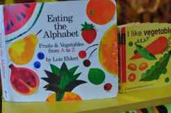 Children's Books about Healthy Eating