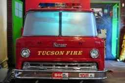 Children's Museum Tucson Fire Truck