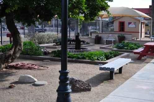 Children's Museum Front Courtyard