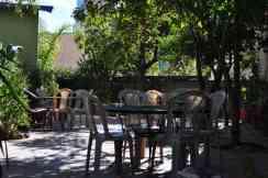 La Cocina Outdoor Seating
