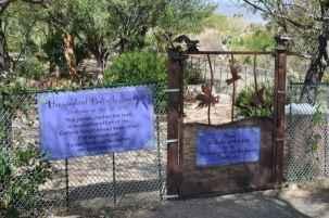 Case Park hummingbird butterfly sanctuary