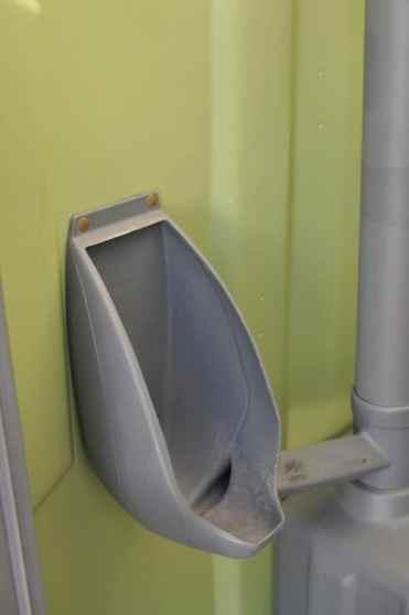 Case Park porta potty urinal