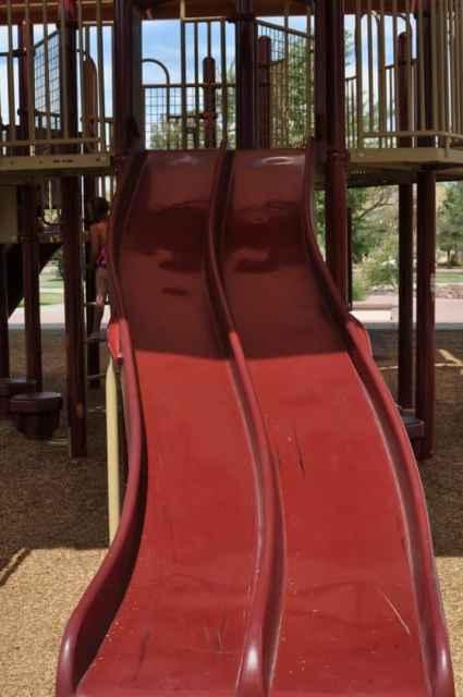 Catalina Park double slide