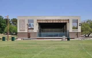 DeMeester Outdoor Performance Center at Gene C Reid Park