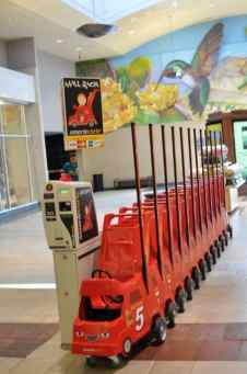 Park Place Mall Racers are available for rent