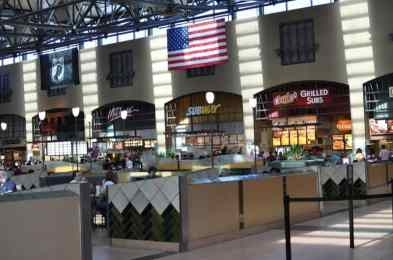 Park Place Mall food court options