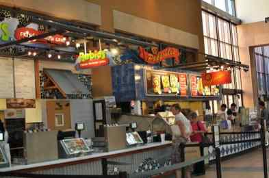 Park Place Mall food court