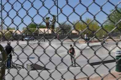 Purple Heart Park skate park