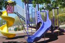 Purple Heart Park west playground