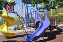 Purple Heart Park west playground