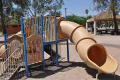 playground on north side of Gene C Reid Park