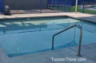 1 foot tot pool at Tucson Jewish Community Center
