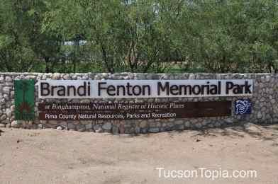 Brandi Fenton Memorial Park in Tucson
