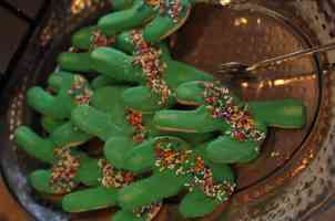 Cactus Cookies at Tanque Verde Ranch
